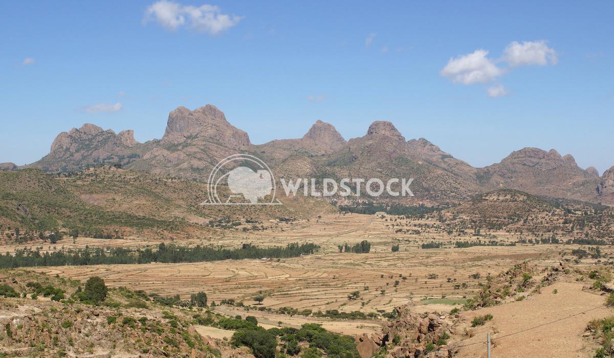 Landscape, Ethiopia, Africa 1 Alexander Ludwig Landscape in Tigray province, Ethiopia, Africa