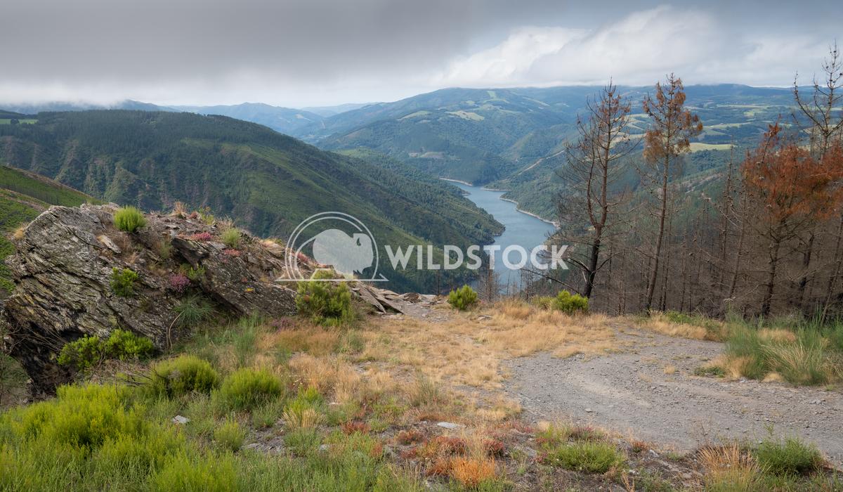 Water reservoir, Grandas de Salime, Spain 3 Alexander Ludwig Water reservoir close to Grandas de Salime, beautiful lands