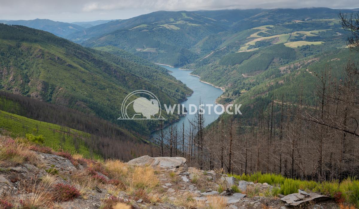 Water reservoir, Grandas de Salime, Spain 5 Alexander Ludwig Water reservoir close to Grandas de Salime, beautiful lands