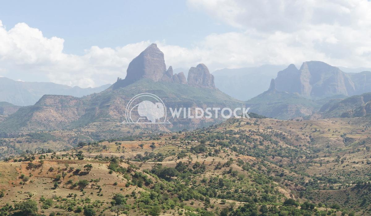 Landscape, Ethiopia, Africa 2 Alexander Ludwig Landscape in the north of Ethiopia, Africa