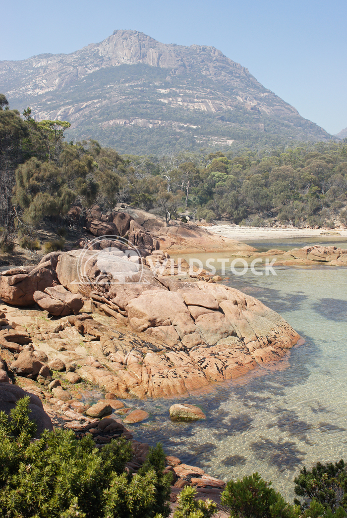 Peninsula Freycinet, Tasmania, Australia 8 Alexander Ludwig Freycinet National Park on Freycinet Peninsula, Tasmania, Au