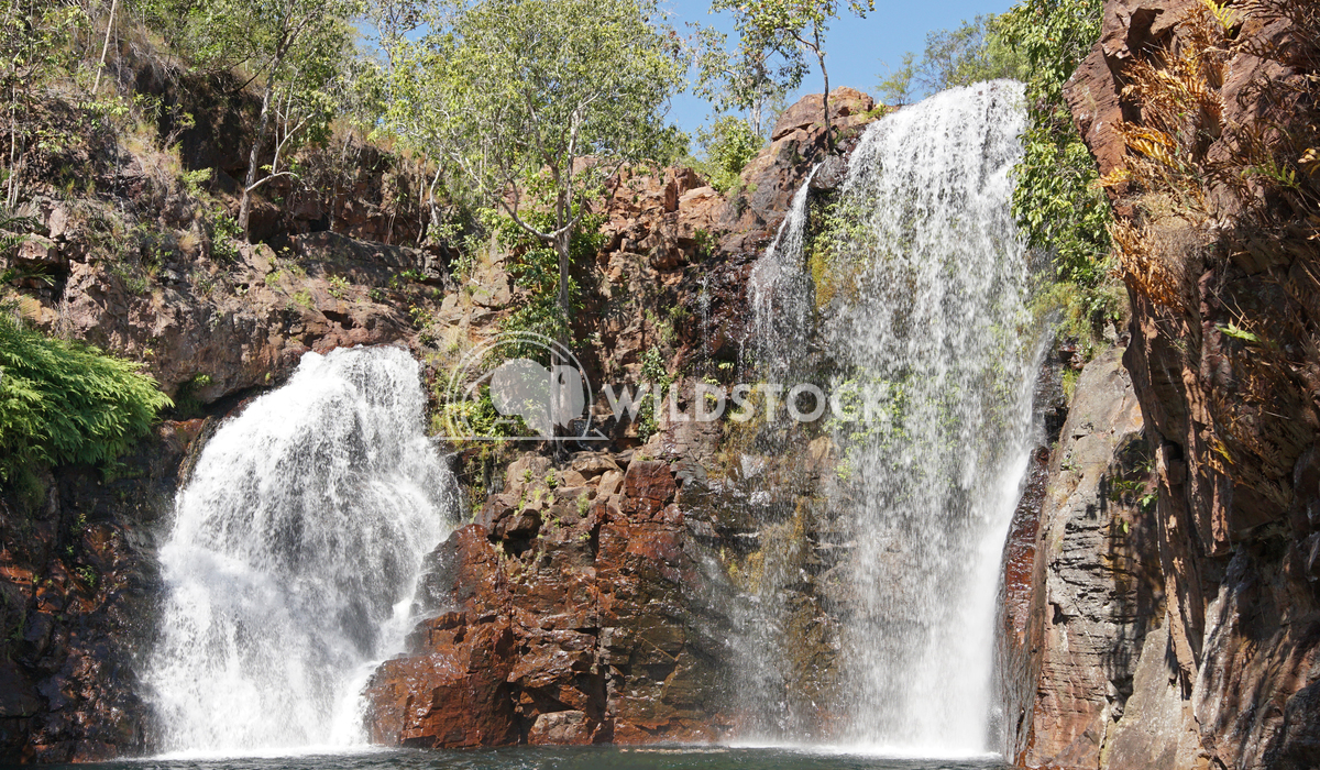 Litchfield National Park, Australia 8 Alexander Ludwig Florence Falls, Litchfield National Park, Australia