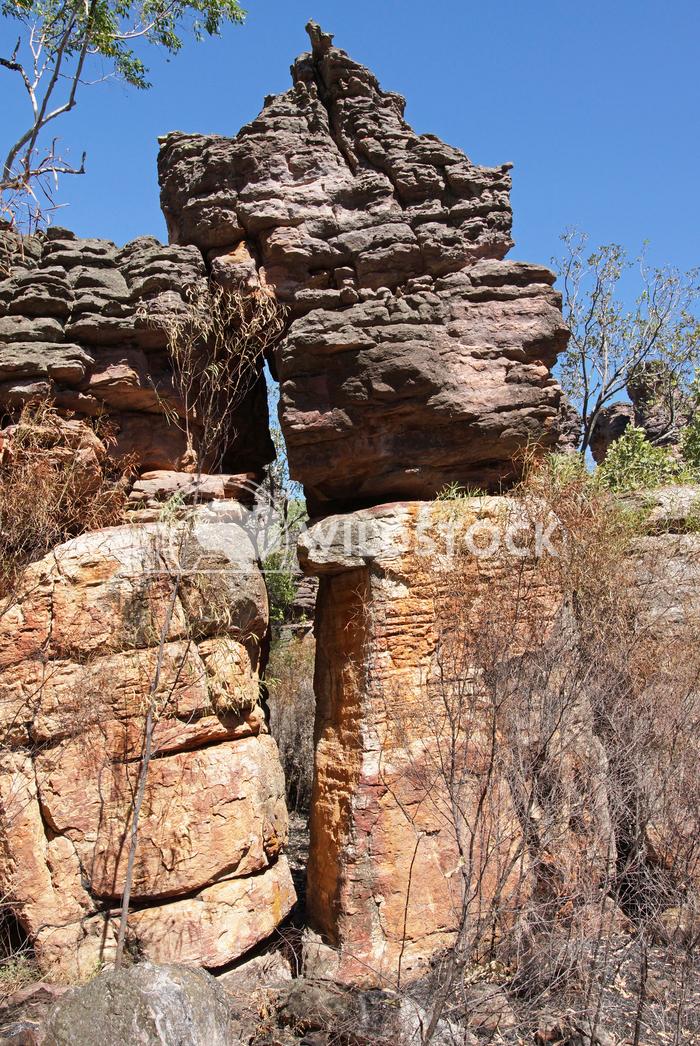 Kakadu National Park, Australia  3 Alexander Ludwig Landscape of Nourlangie Rock, Kakadu National Park, Australia