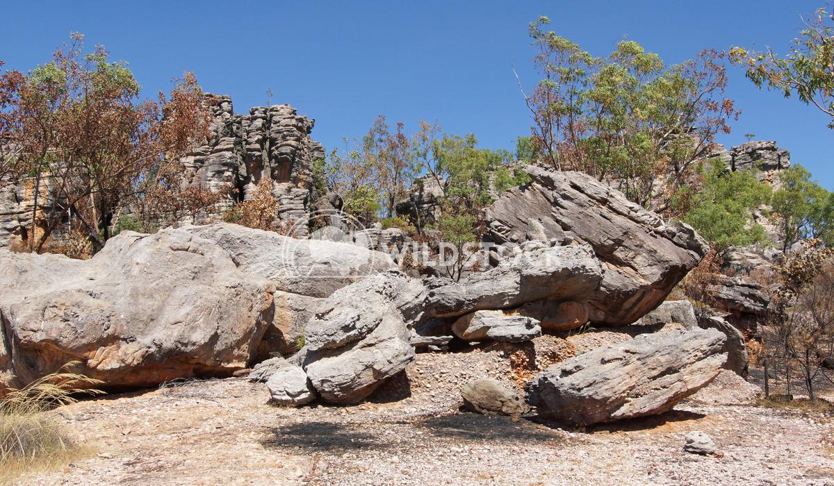 Kakadu National Park, Australia  5 Alexander Ludwig Landscape of Nourlangie Rock, Kakadu National Park, Australia