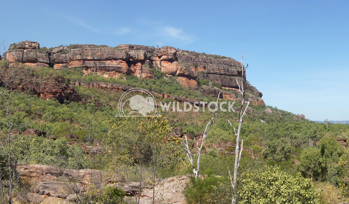 Kakadu National Park, Australia  6 Alexander Ludwig Landscape of Nourlangie Rock, Kakadu National Park, Australia