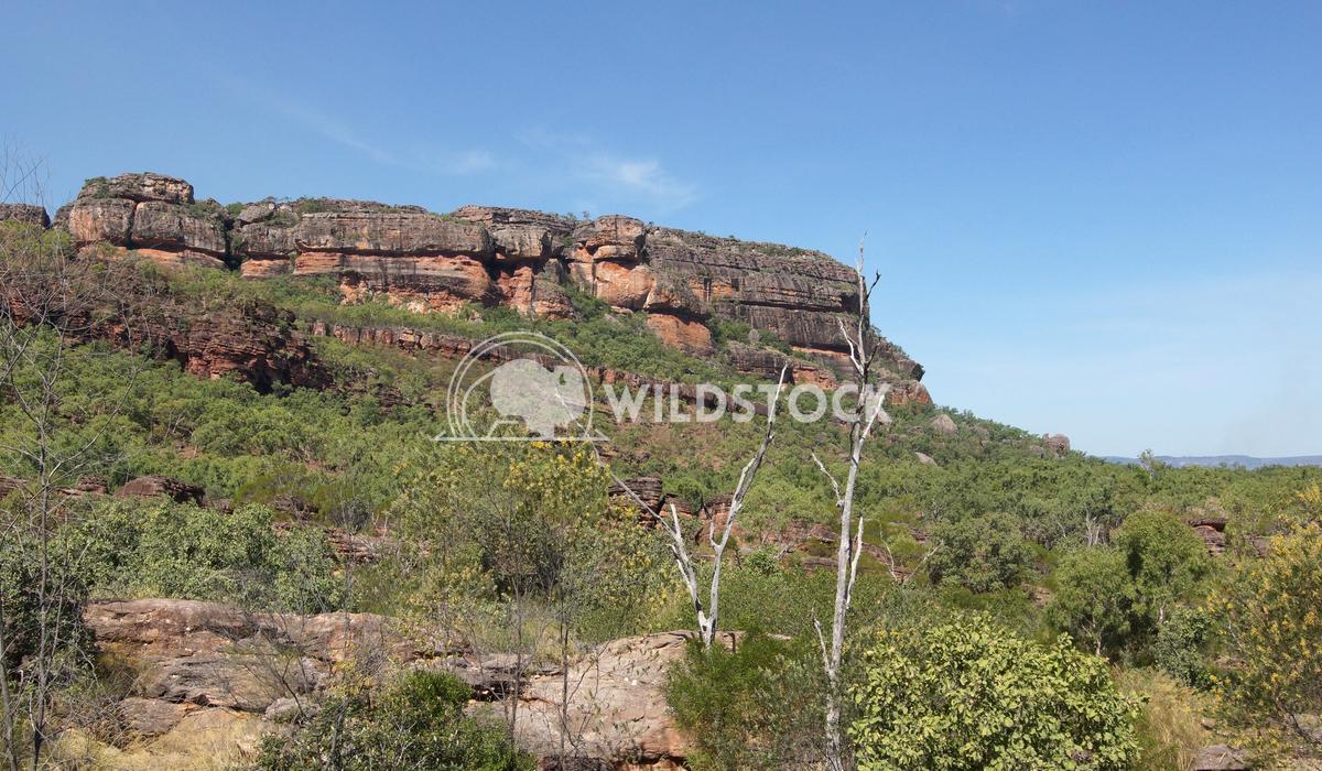 Kakadu National Park, Australia  7 Alexander Ludwig Landscape of Nourlangie Rock, Kakadu National Park, Australia
