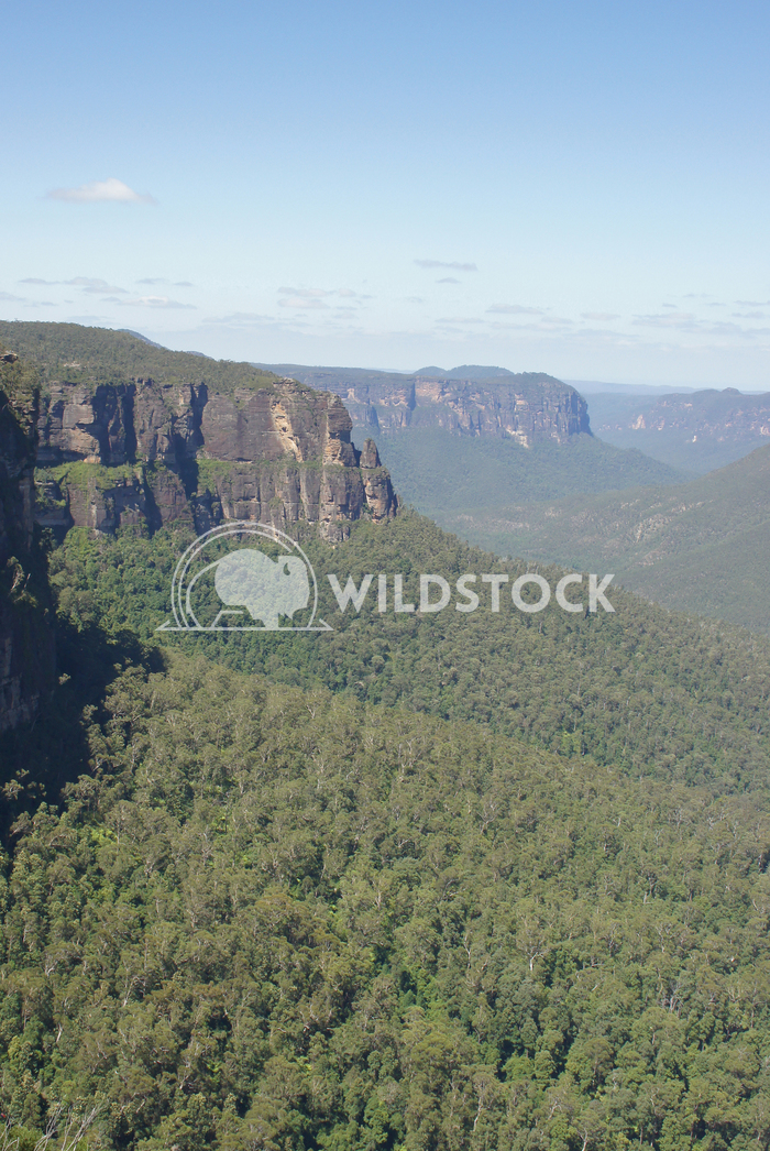 Blue Mountains National Park, Australia 1 Alexander Ludwig Landscape of Blue Mountains National Park, New South Wales, A