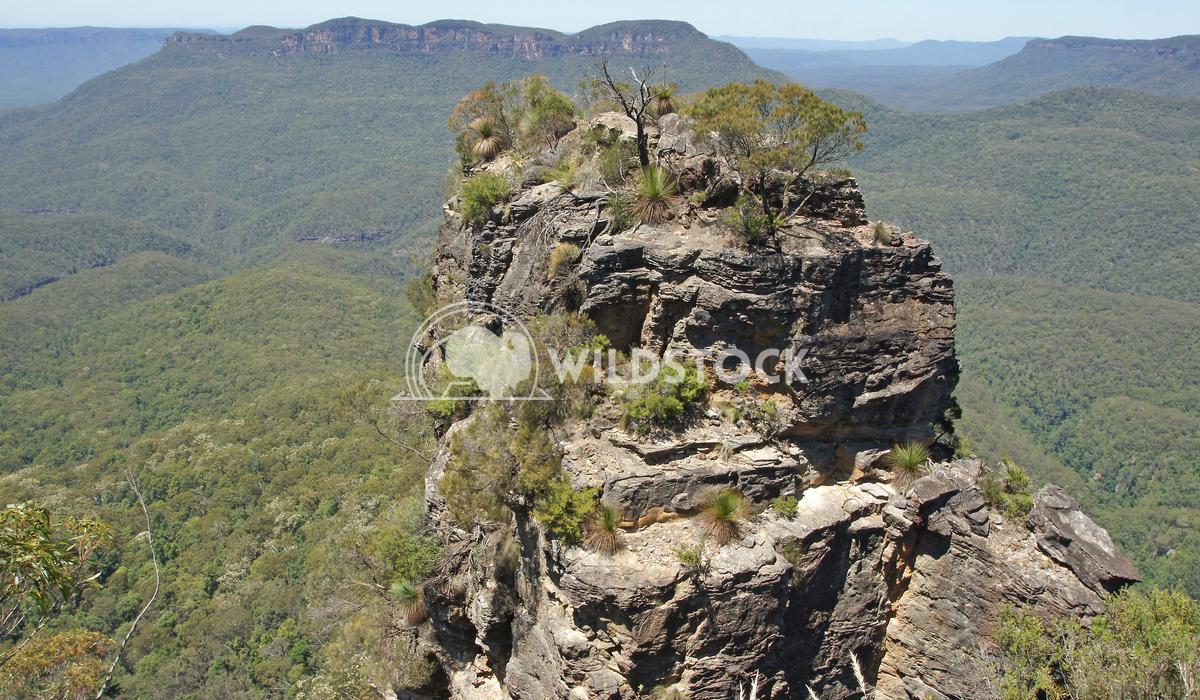 Blue Mountains National Park, Australia 6 Alexander Ludwig Three Sisters, Blue Mountains National Park, Australia
