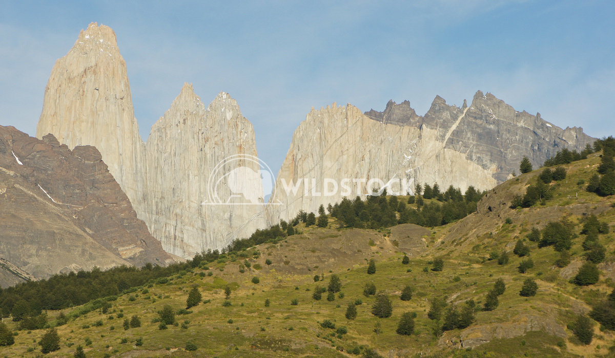 Torres del Paine, Chile, South America  1 Alexander Ludwig Landscape of the Torres del Paine National Park, Chile, South