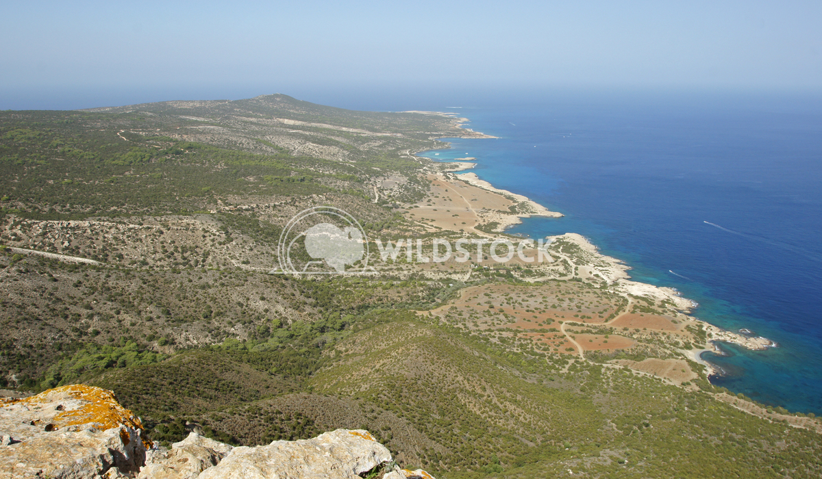 Akamas Peninsula, Cyprus, Europe 1 Alexander Ludwig Landscape of Akamas Peninsula in the north of the Cyprus island, Eur