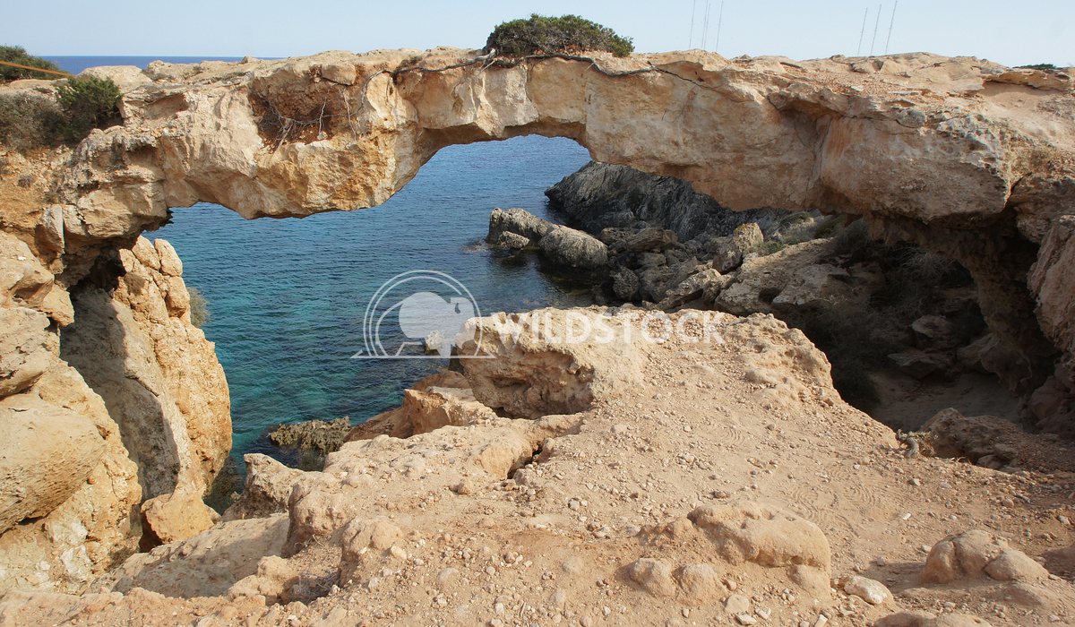 Cape Greko close to Ayia Napa in the south of the Cyprus island, Europe 2 Alexander Ludwig Natural bridge, Cape Greko cl