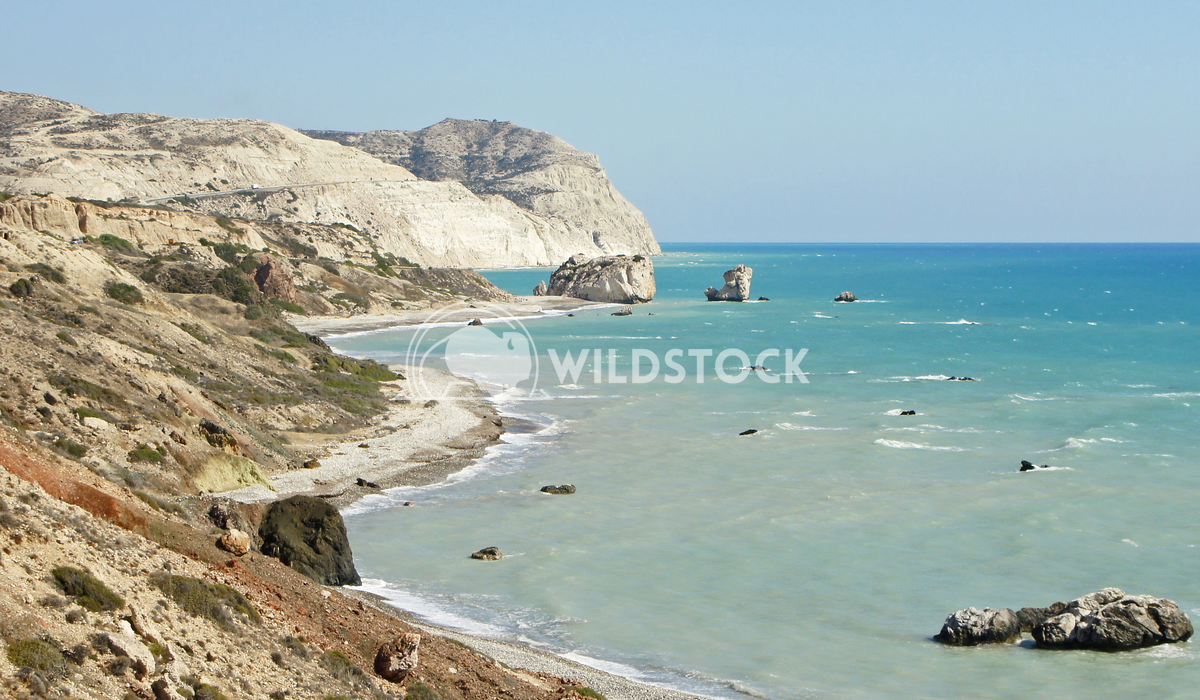 Southern coast of Cyprus, Europe 2 Alexander Ludwig Landscape in the south of the Cyprus island, Europe