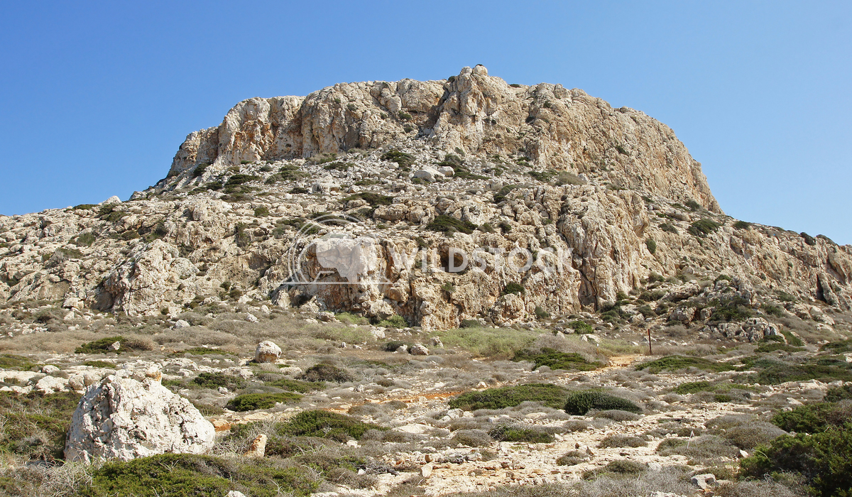 Southern coast of Cyprus, Europe 11 Alexander Ludwig Solitary table mountain, Cape Greko close to Ayia Napa in the south