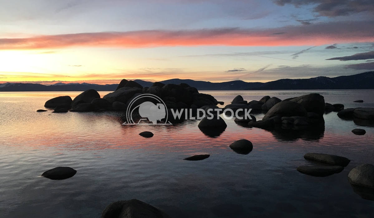 Lake Tahoe near Sand Harbor Kent LeFevre