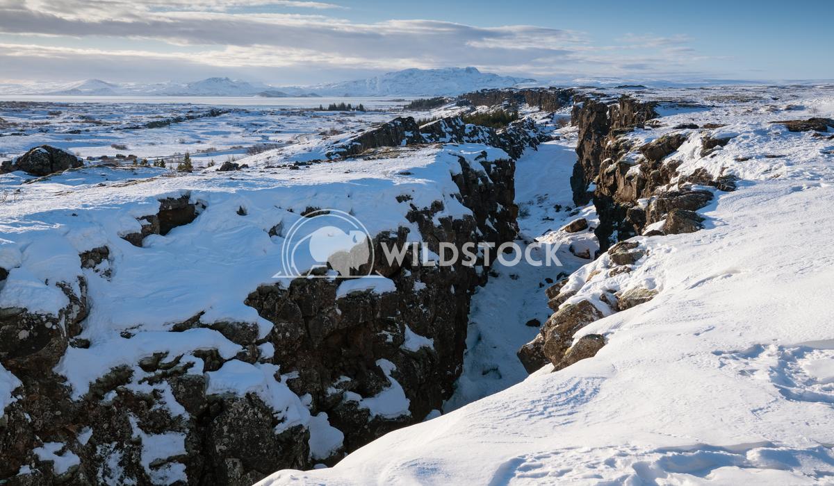 Thingvellir National Park, Iceland, Europe 8 Alexander Ludwig Panoramic image of the beautiful landscape of the Thingvel