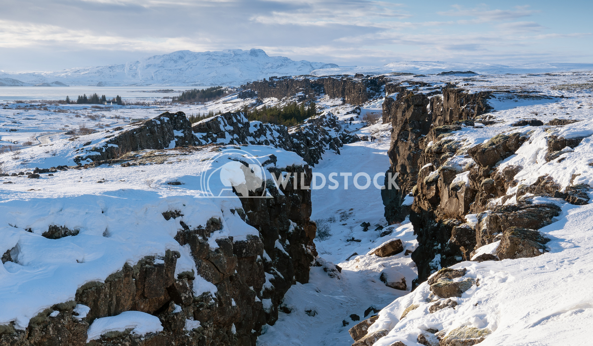 Thingvellir National Park, Iceland, Europe 9 Alexander Ludwig Panoramic image of the beautiful landscape of the Thingvel