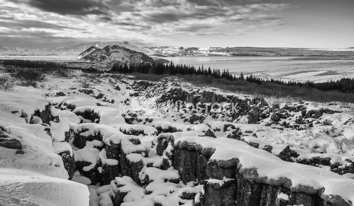 Thingvellir National Park, Iceland, Europe 10 Alexander Ludwig Panoramic image of the beautiful landscape of the Thingve