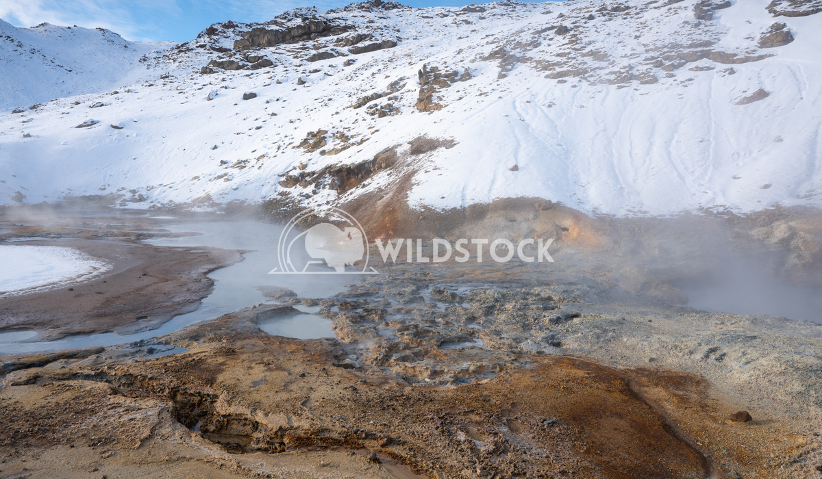 Seltun, Iceland, Europe 4 Alexander Ludwig Hot springs of Seltun, geological feature in Iceland, Europe