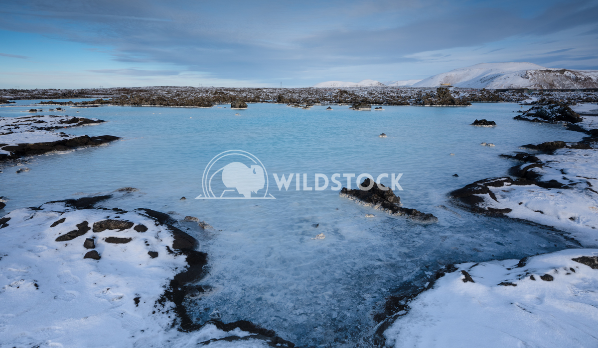Blue Lagoon close to Grindavik, Iceland, Europe 2 Alexander Ludwig Panoramic view over the Blue Lagoon close to Grindavi