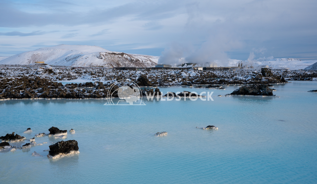 Blue Lagoon close to Grindavik, Iceland, Europe 3 Alexander Ludwig Panoramic view over the Blue Lagoon close to Grindavi