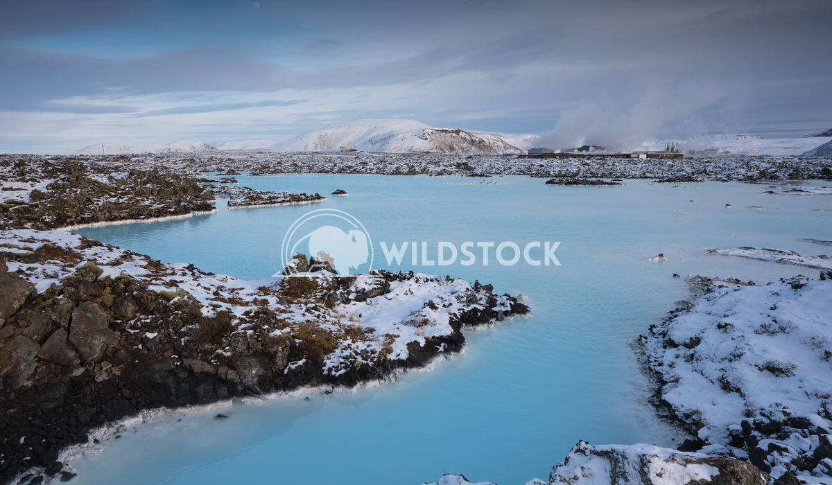 Blue Lagoon close to Grindavik, Iceland, Europe 4 Alexander Ludwig Panoramic view over the Blue Lagoon close to Grindavi