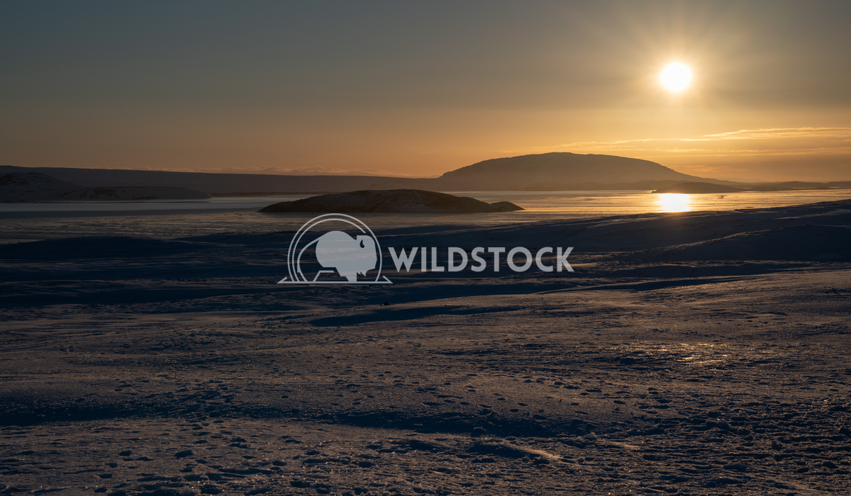 Snow-covered mountains, Iceland, Europe 10 Alexander Ludwig Sunrise over snow-covered mountains, Iceland, Europe