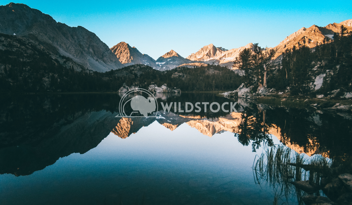 Sunrise Peaks Carolyne Vowell Mountain views from within the John Muir Wilderness.