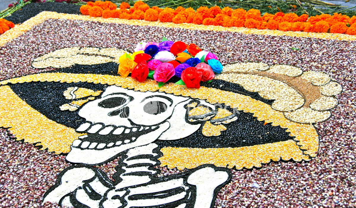 Day of the dead Laura Gerwin