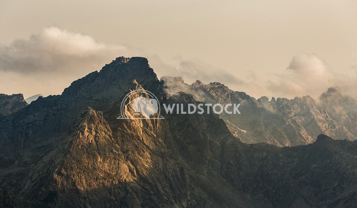 Mountain range Vincentiu Solomon Rocky mountain range in the Italian Alps.