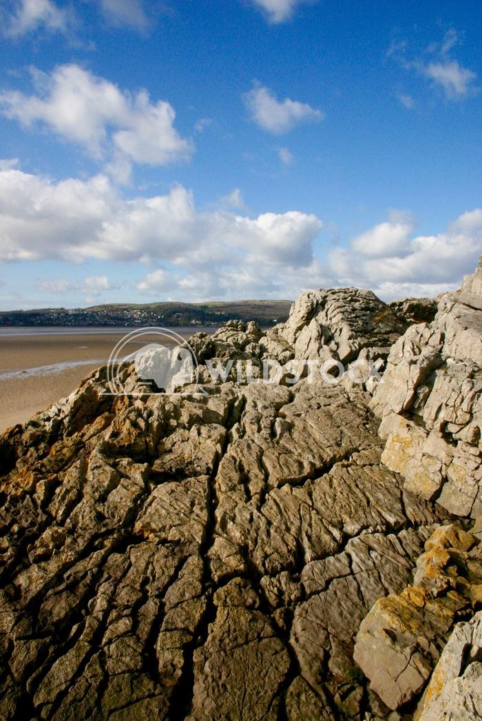 Rock Formation, Arnside Adam Clayton